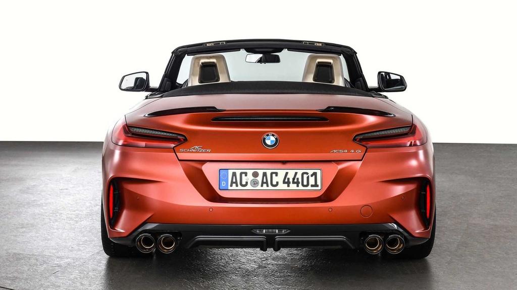BMW Z4 len doi voi goi do den tu AC Schnitzer hinh anh 9