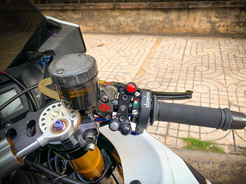 Suzuki GSX-R750 voi goi do nua ty dong tai TP.HCM hinh anh 7