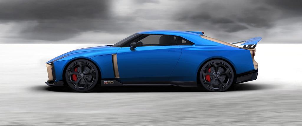 Nissan GT-R50 Italdesign sap co ban thuong mai, gia 1,12 trieu USD hinh anh 10 1_(2).jpg