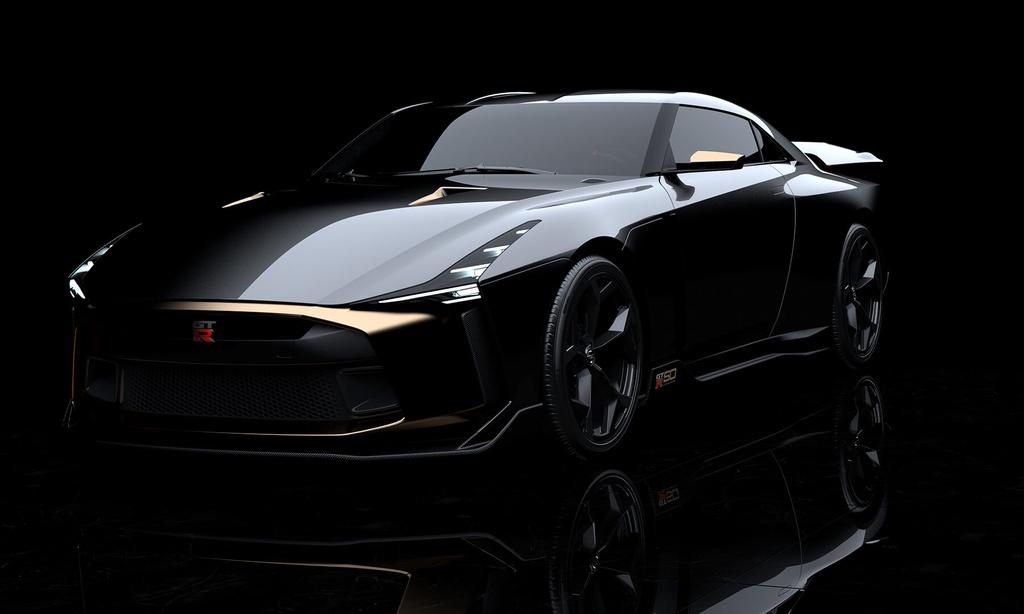 Nissan GT-R50 Italdesign sap co ban thuong mai, gia 1,12 trieu USD hinh anh 17 1_(3).jpg