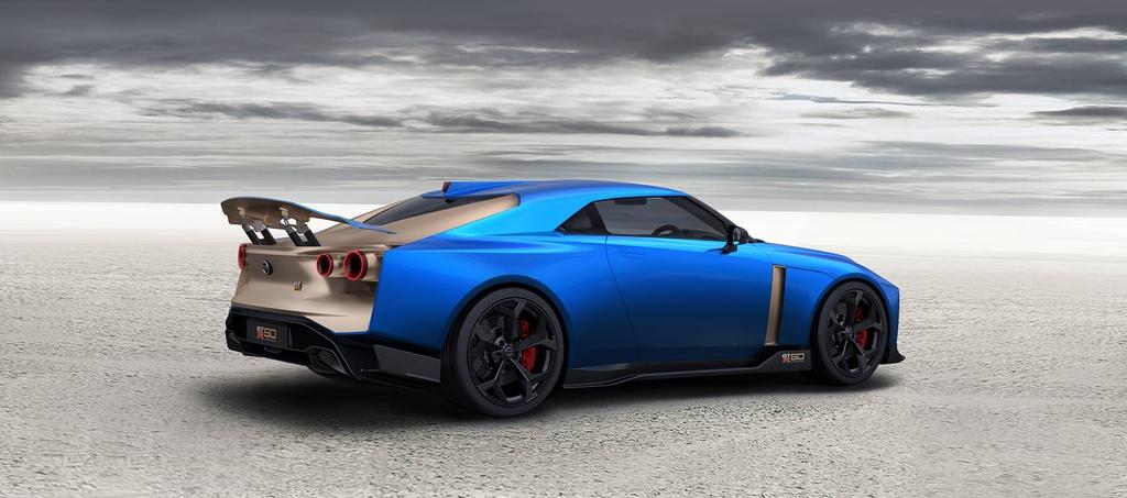 Nissan GT-R50 Italdesign sap co ban thuong mai, gia 1,12 trieu USD hinh anh 4 2_(1).jpg