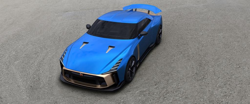 Nissan GT-R50 Italdesign sap co ban thuong mai, gia 1,12 trieu USD hinh anh 2 3_(3).jpg