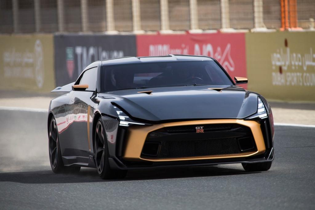 Nissan GT-R50 Italdesign sap co ban thuong mai, gia 1,12 trieu USD hinh anh 1 9.jpg