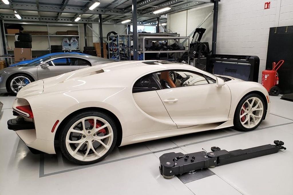 Ket hop voi Hermes, Bugatti ra mat chiec Chiron doc nhat the gioi hinh anh 6 Chiron6.jpg