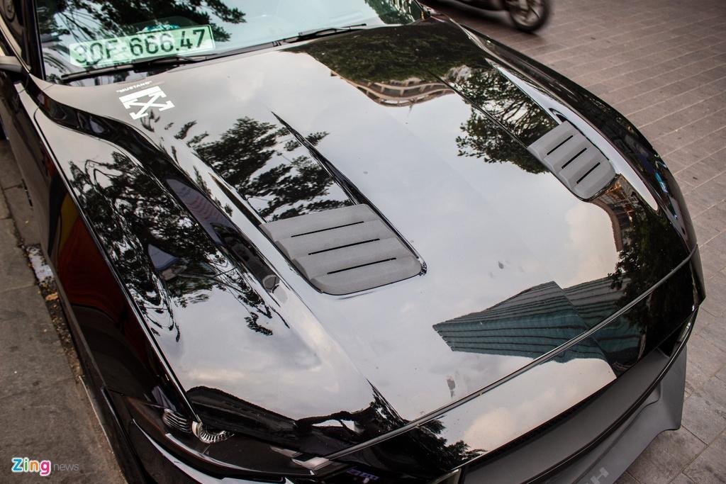 Ford Mustang GT 5.0 2019 dau tien tai Viet Nam mang dien mao moi hinh anh 7 Mustang_zing_17.jpg