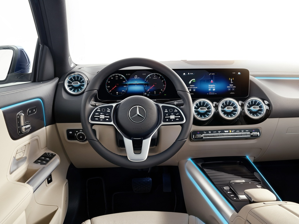 Mercedes-Benz ra mat GLA the he moi hinh anh 6 2021-Mercedes-Benz-GLA-47.jpg