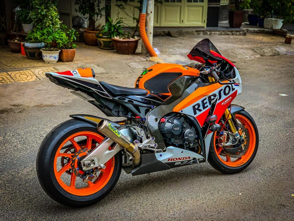 Honda CBR1000RR do anh 2