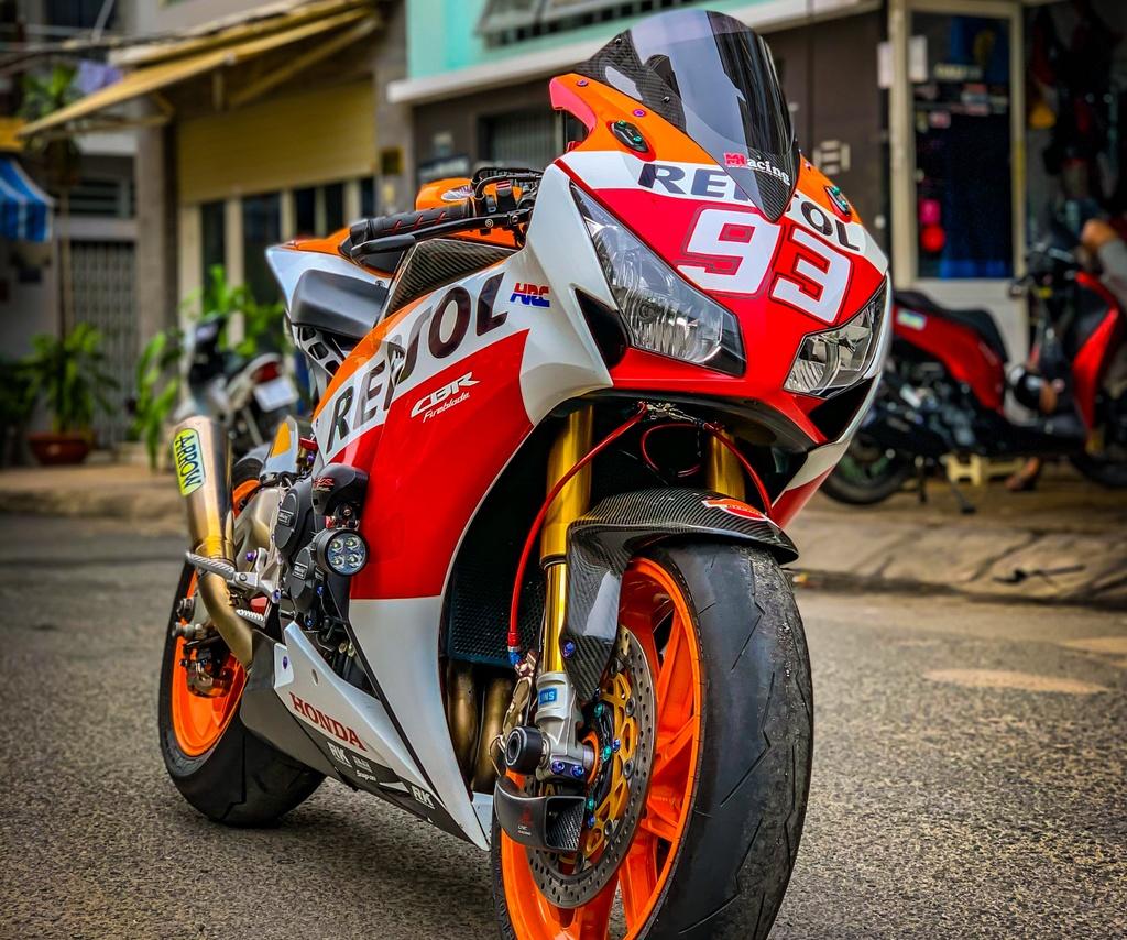 Honda CBR1000RR do anh 6