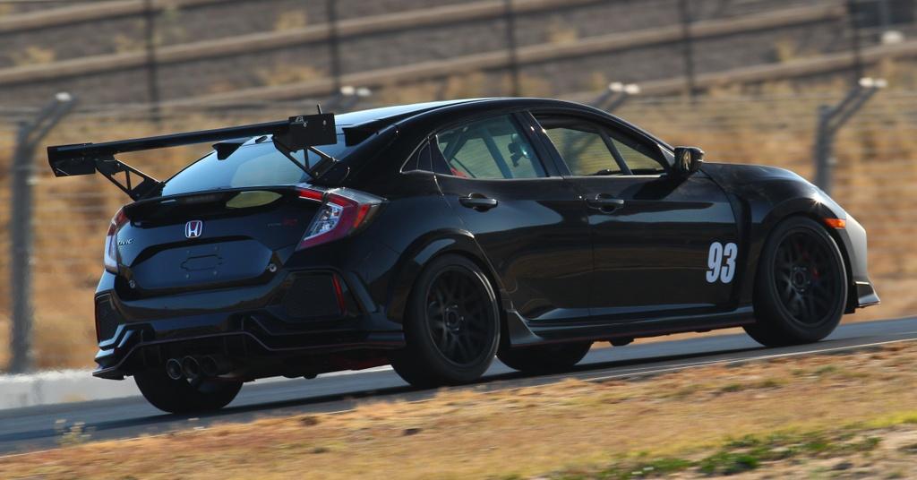 Honda Civic Type R phien ban xe dua ra mat - cung, manh va dat hon hinh anh 13 Honda-Civic-Type-R-TC-4.jpg