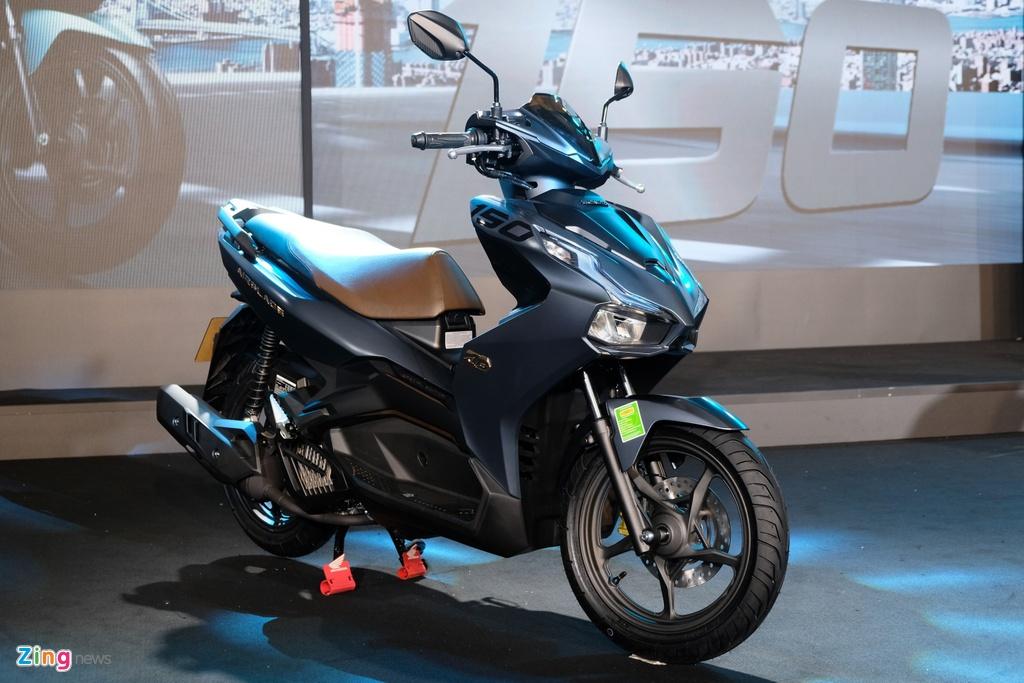 So sanh Honda Air Blade 150 va Yamaha NVX 155 anh 1