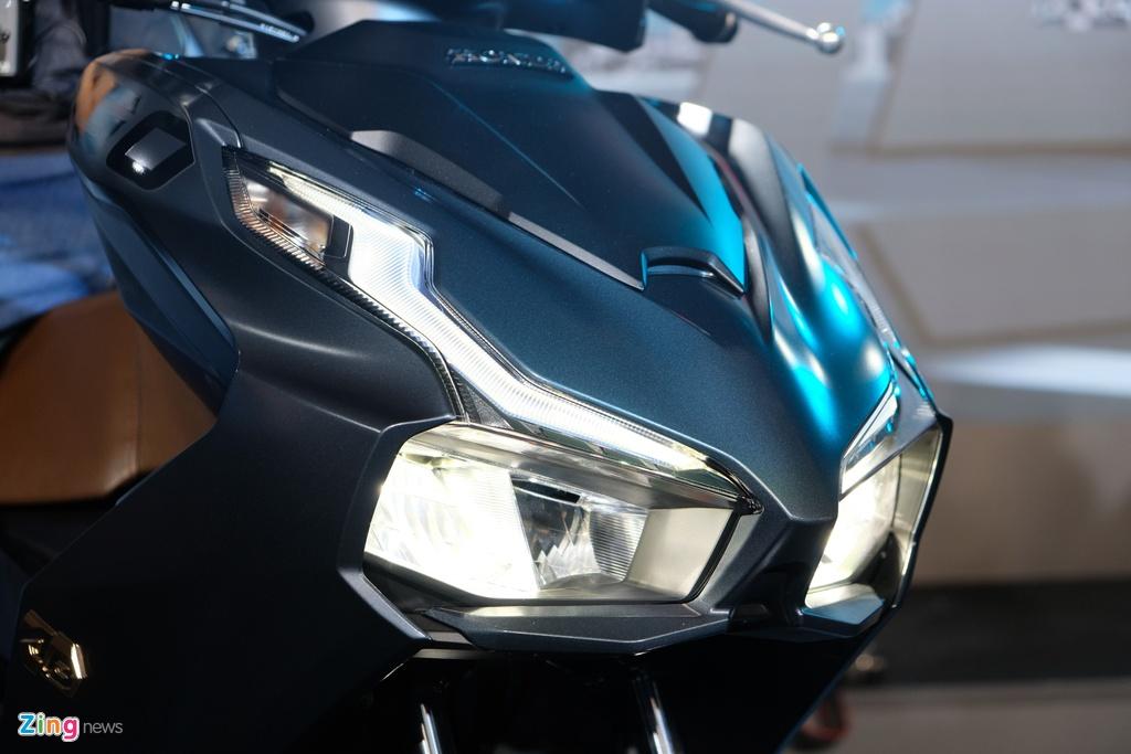 So sanh Honda Air Blade 150 va Yamaha NVX 155 anh 3