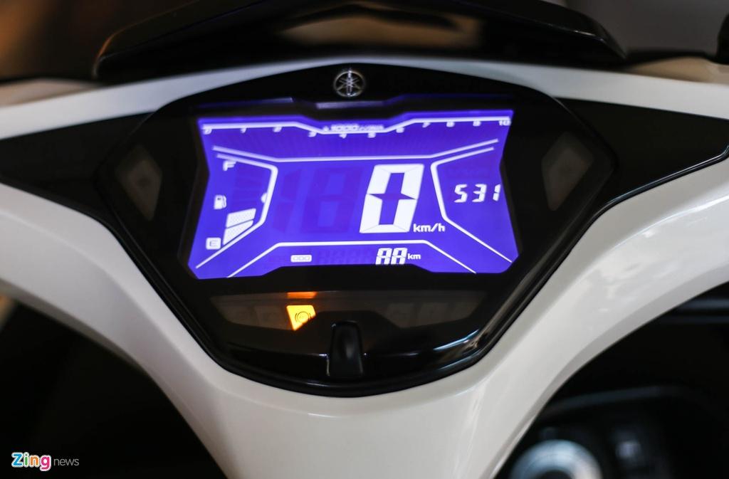 So sanh Honda Air Blade 150 va Yamaha NVX 155 anh 10
