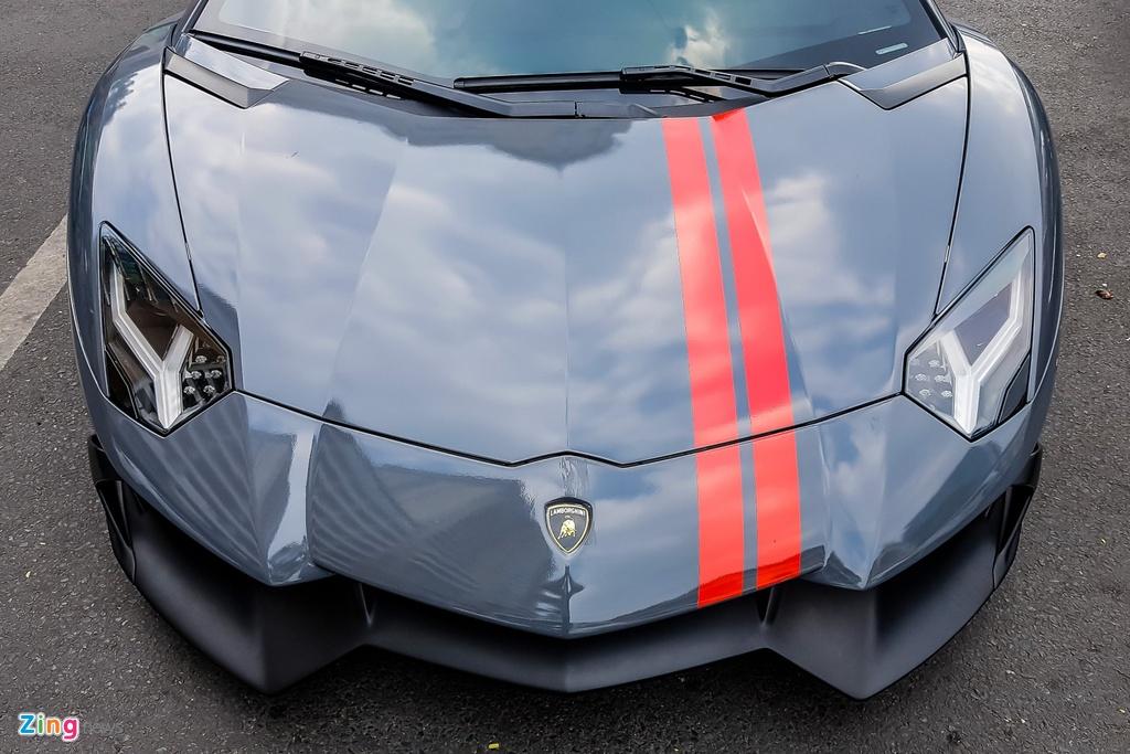 Lamborghini Aventador do phien ban 50 nam lot xac voi ngoai hinh moi hinh anh 5 Lam50_zing_`1.jpg