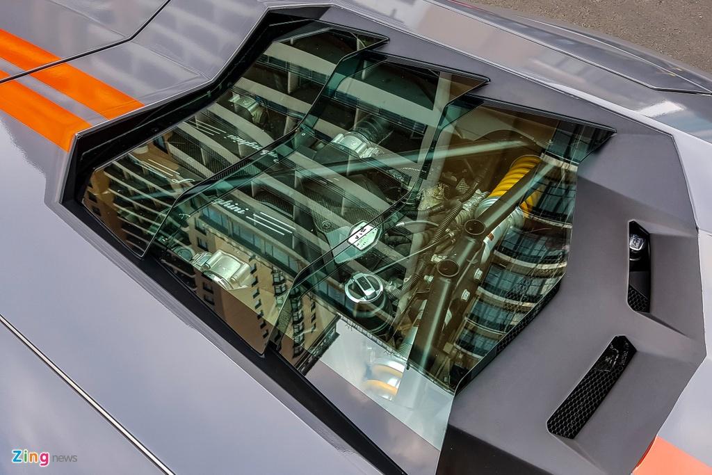 Lamborghini Aventador do phien ban 50 nam lot xac voi ngoai hinh moi hinh anh 9 Lam50_zing_11.jpg