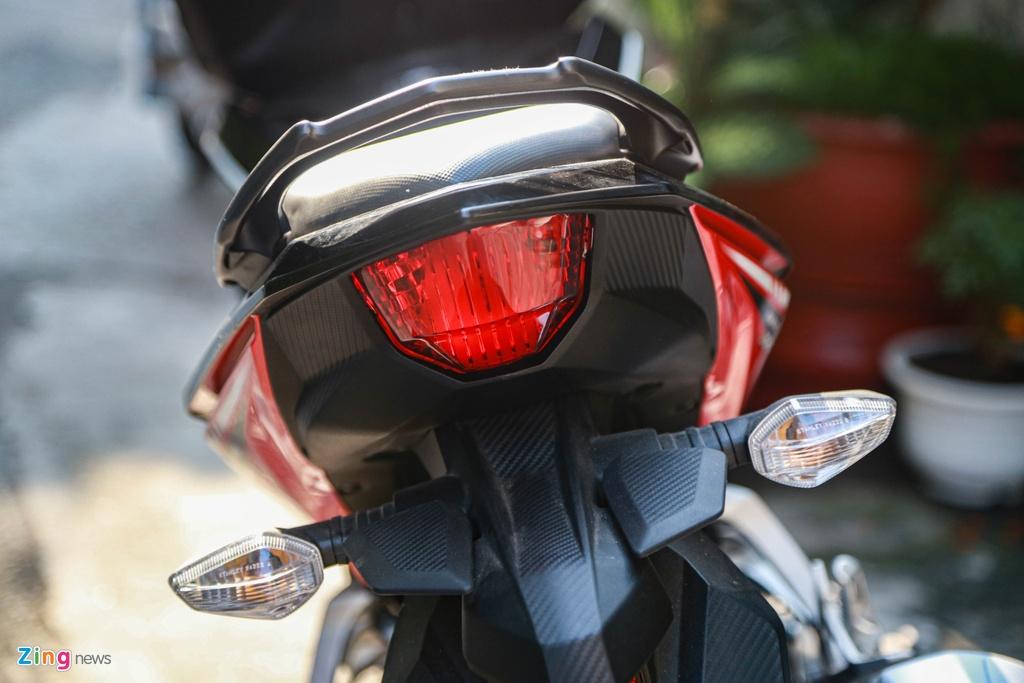Honda Supra GTR 150 V2