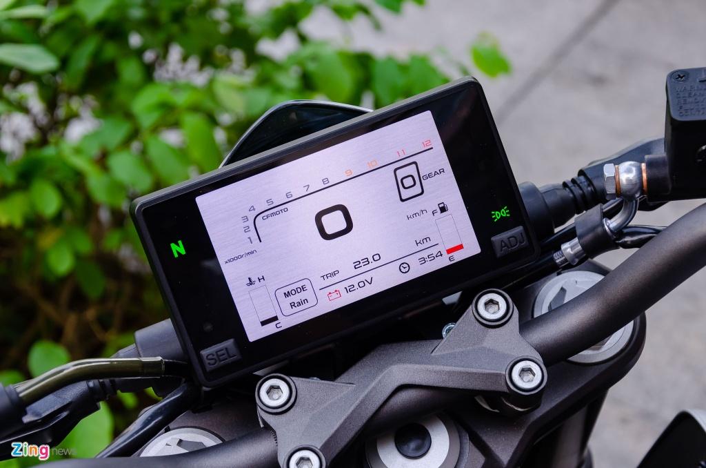CFMoto 250NK giong va khac KTM 390 Duke the nao? hinh anh 7 CF_250NK_Zing_33_.jpg