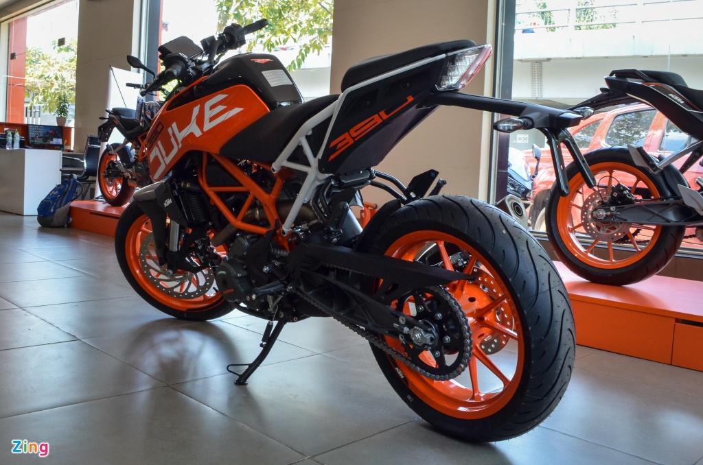 CFMoto 250NK giong va khac KTM 390 Duke the nao? hinh anh 10 DSC_0003_zing.jpg