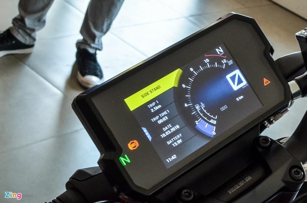 CFMoto 250NK giong va khac KTM 390 Duke the nao? hinh anh 8 DSC_0031_zing_1.jpg