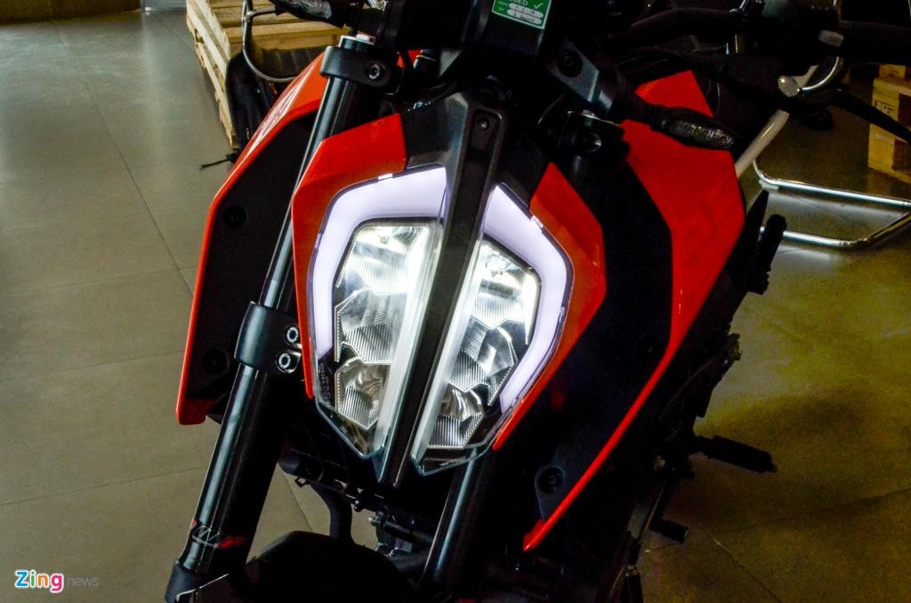 CFMoto 250NK giong va khac KTM 390 Duke the nao? hinh anh 6 DSC_0033_zing_1.jpg