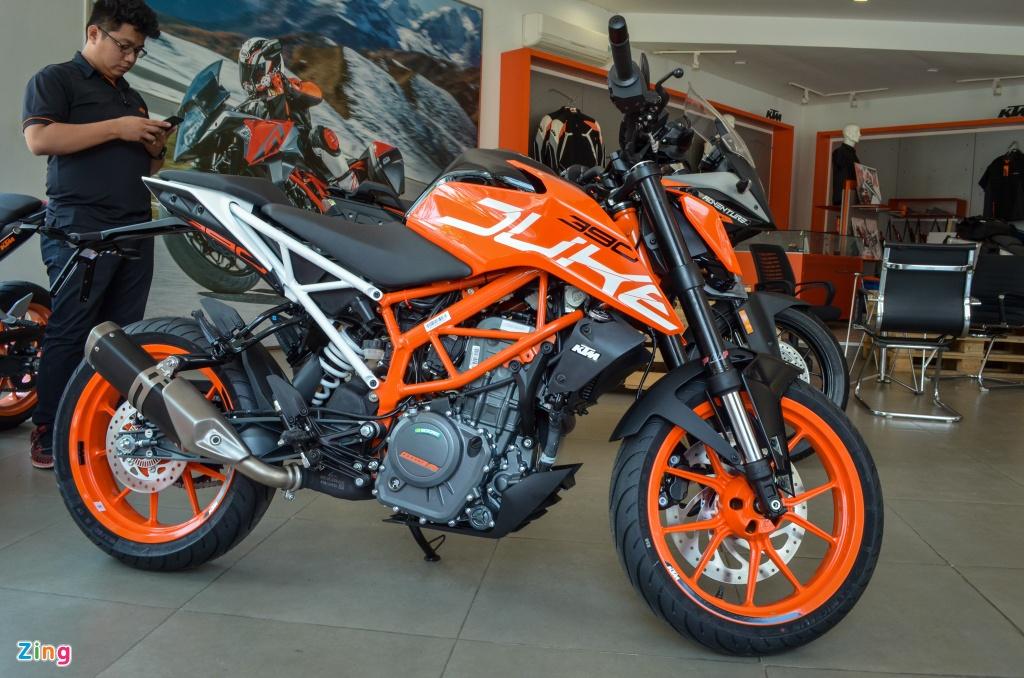 CFMoto 250NK giong va khac KTM 390 Duke the nao? hinh anh 4 DSC_0043_zing.jpg