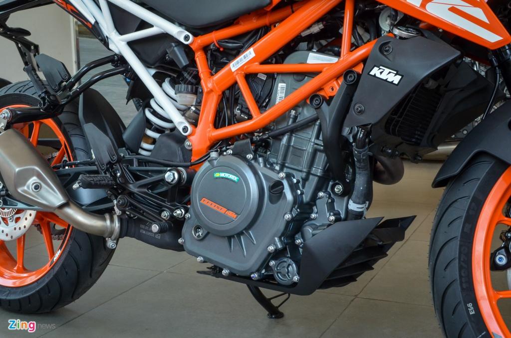 CFMoto 250NK giong va khac KTM 390 Duke the nao? hinh anh 12 DSC_0045_zing.jpg