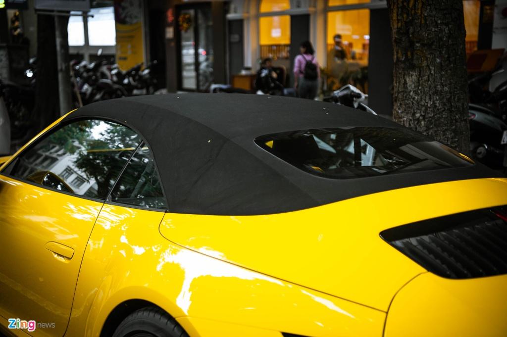 Porsche 911 Carrera S Cabriolet dau tien Viet Nam anh 7
