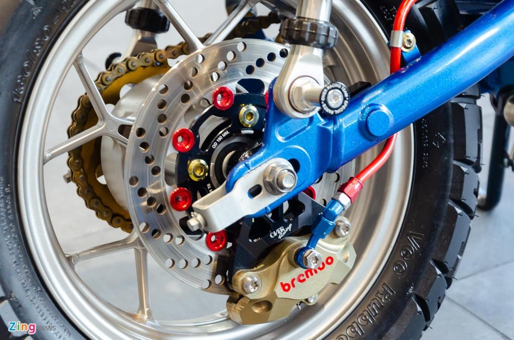 Honda Monkey 125 noi bat tai cuoc thi xe do danh cho phan khoi lon hinh anh 9 Honda_Monkey_125_Zing_15_.jpg