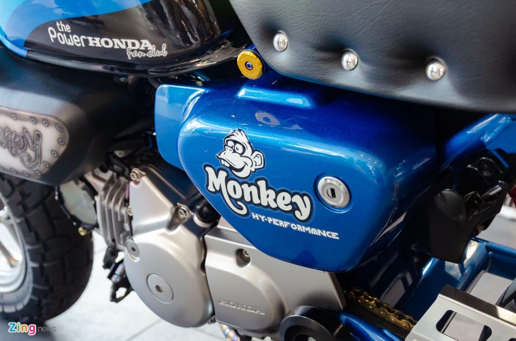 Honda Monkey 125 noi bat tai cuoc thi xe do danh cho phan khoi lon hinh anh 13 Honda_Monkey_125_Zing_19_.jpg