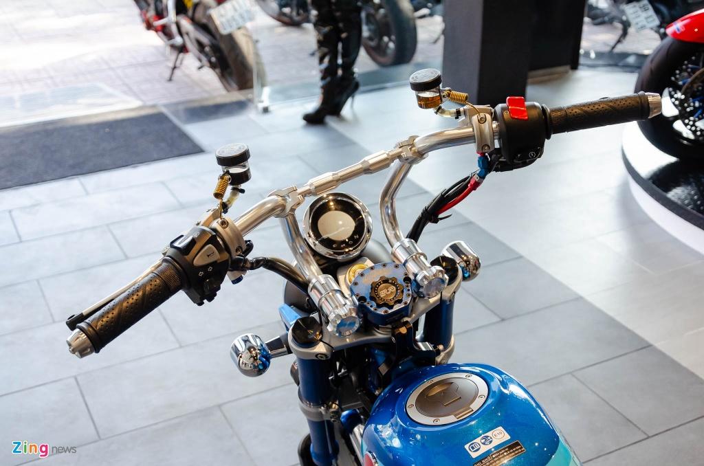 Honda Monkey 125 noi bat tai cuoc thi xe do danh cho phan khoi lon hinh anh 4 Honda_Monkey_125_Zing_22_.jpg