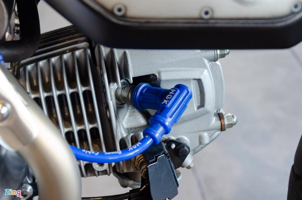 Honda Monkey 125 noi bat tai cuoc thi xe do danh cho phan khoi lon hinh anh 11 Honda_Monkey_125_Zing_28_.jpg