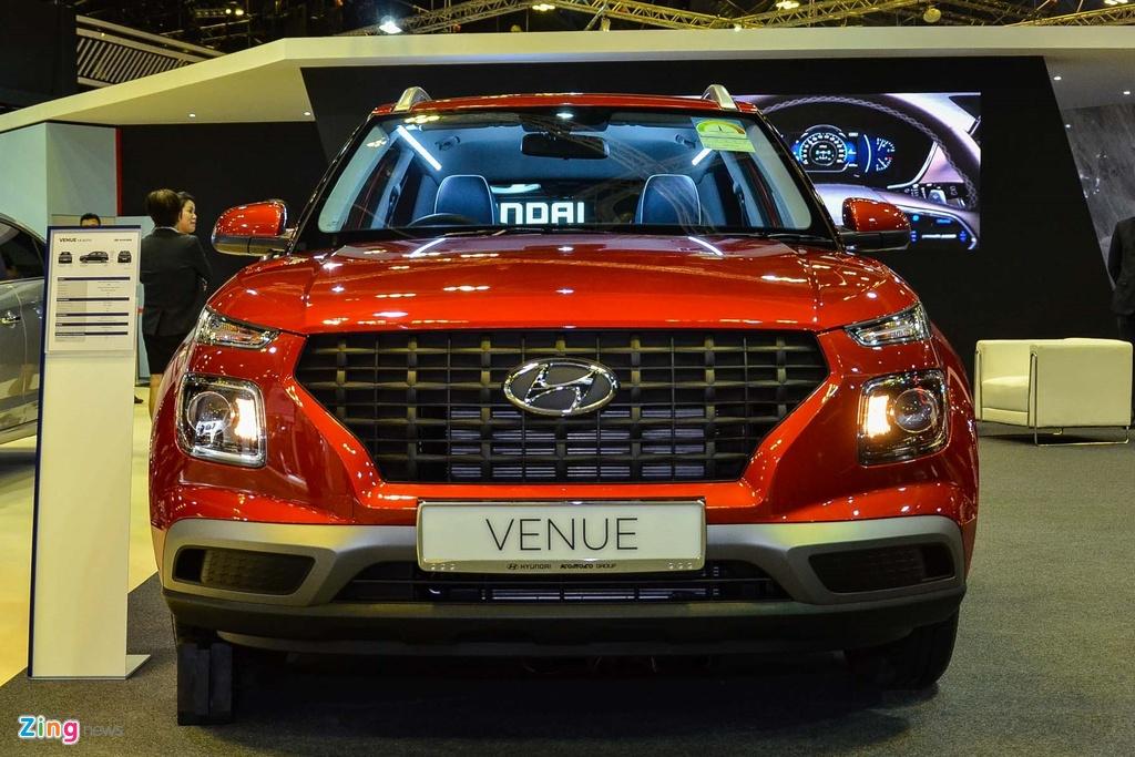 Kham pha Hyundai Venue - SUV nho be cua hang xe Han Quoc hinh anh 4 DSC_2023_zing.jpg