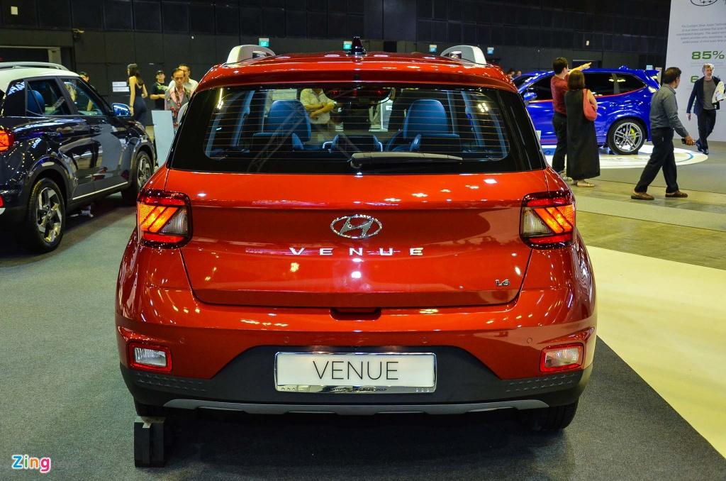 Kham pha Hyundai Venue - SUV nho be cua hang xe Han Quoc hinh anh 5 DSC_2027_zing.jpg