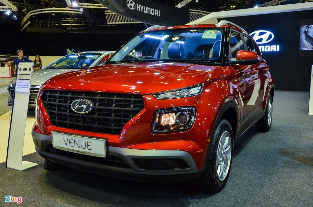 Kham pha Hyundai Venue - SUV nho be cua hang xe Han Quoc hinh anh 9 DSC_2131_zing.jpg