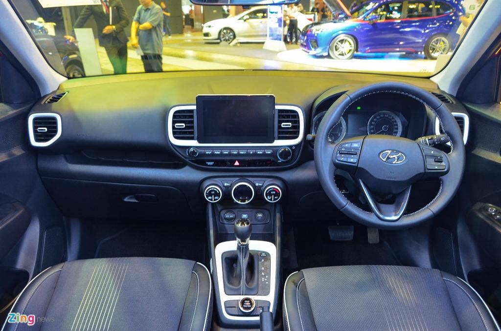Kham pha Hyundai Venue - SUV nho be cua hang xe Han Quoc hinh anh 6 DSC_2135_zing.jpg