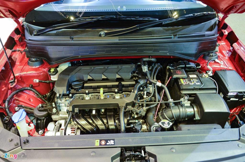 Kham pha Hyundai Venue - SUV nho be cua hang xe Han Quoc hinh anh 8 DSC_2139_zing.jpg