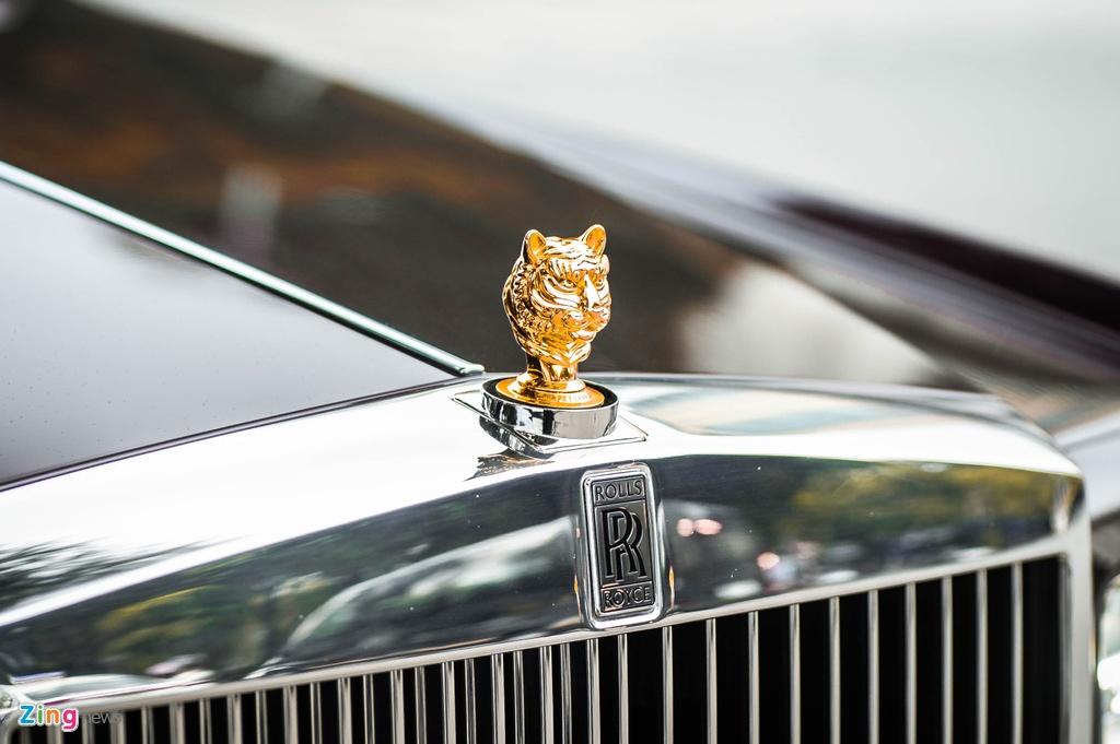 Rolls-Royce Phantom ban Hoa Binh Vinh Quang tai xuat anh 6