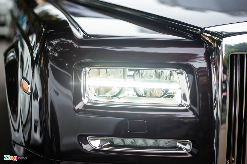 Rolls-Royce Phantom ban Hoa Binh Vinh Quang tai xuat anh 4