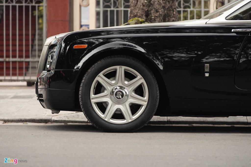 Chiec Rolls-Royce Phantom Coupe doc nhat Viet Nam hinh anh 8 BAC_8835_zing.jpg