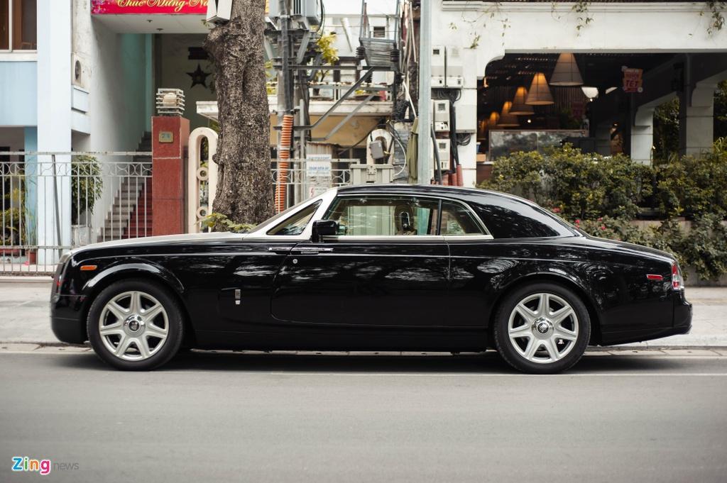 Chiec Rolls-Royce Phantom Coupe doc nhat Viet Nam hinh anh 4 BAC_8837_zing.jpg