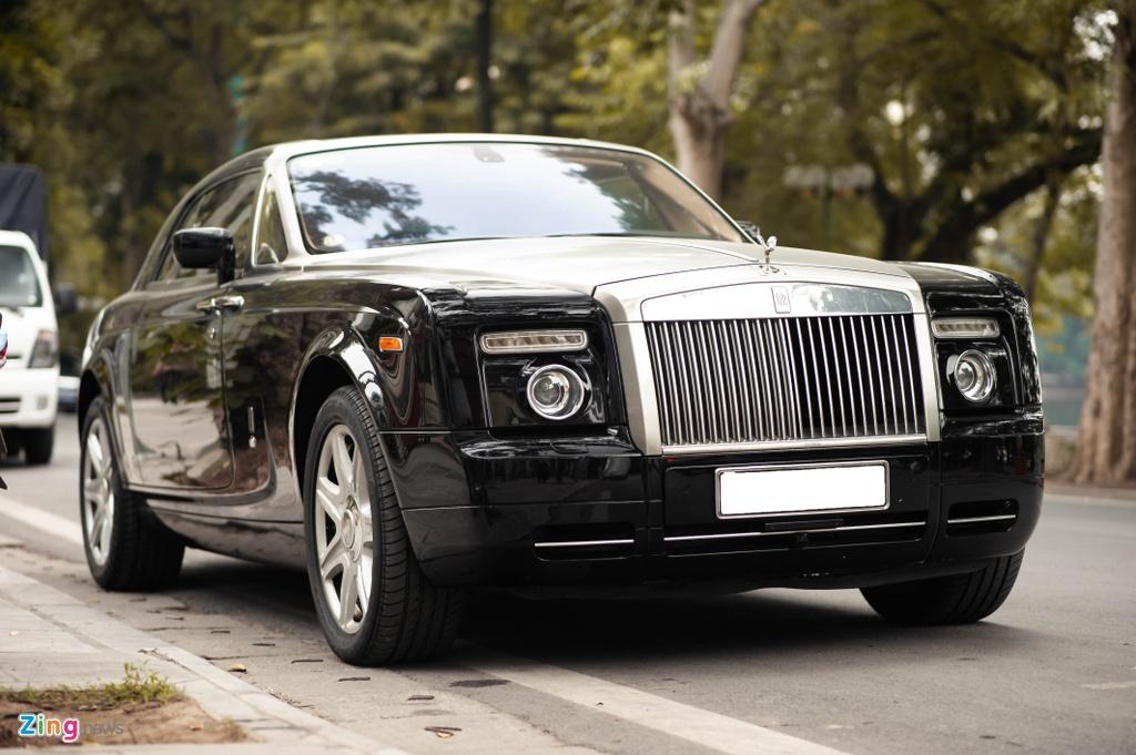 Chiec Rolls-Royce Phantom Coupe doc nhat Viet Nam hinh anh 1 BAC_8861_zing.jpg