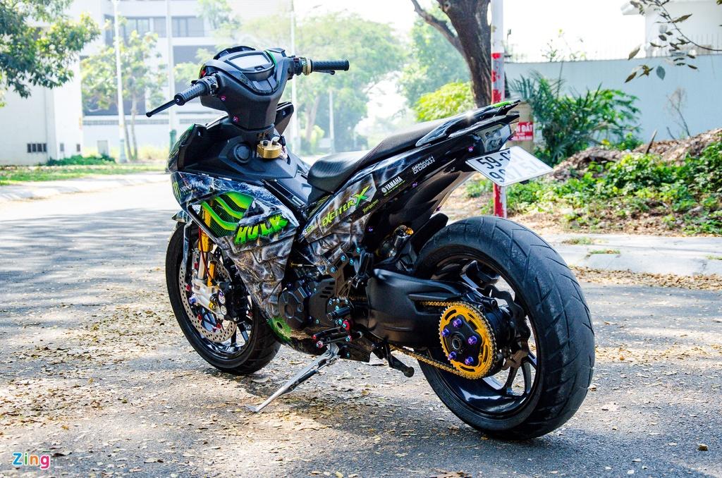 Yamaha Exciter do dan chan phan khoi lon anh 14