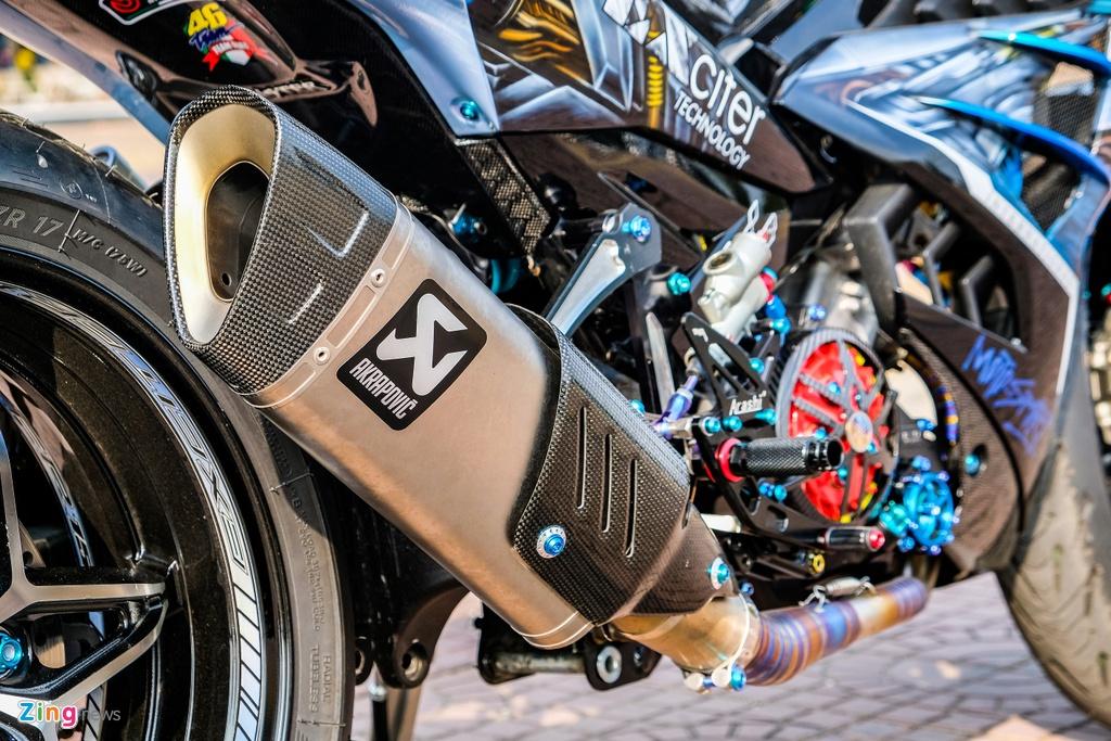 Yamaha Exciter 150 do anh 14
