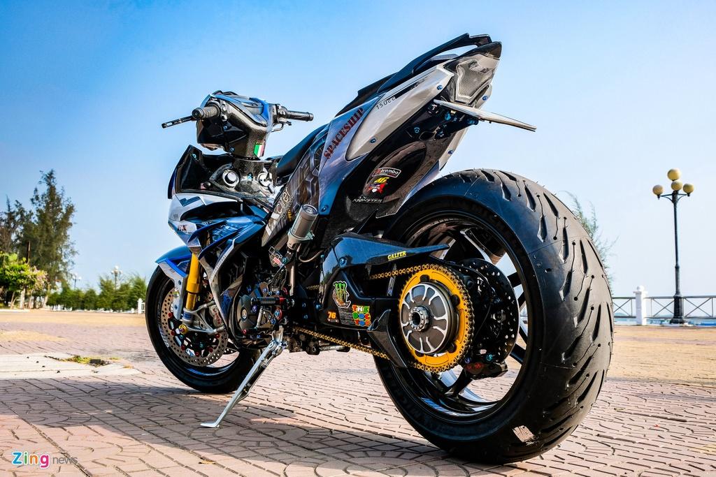 Yamaha Exciter 150 do anh 2