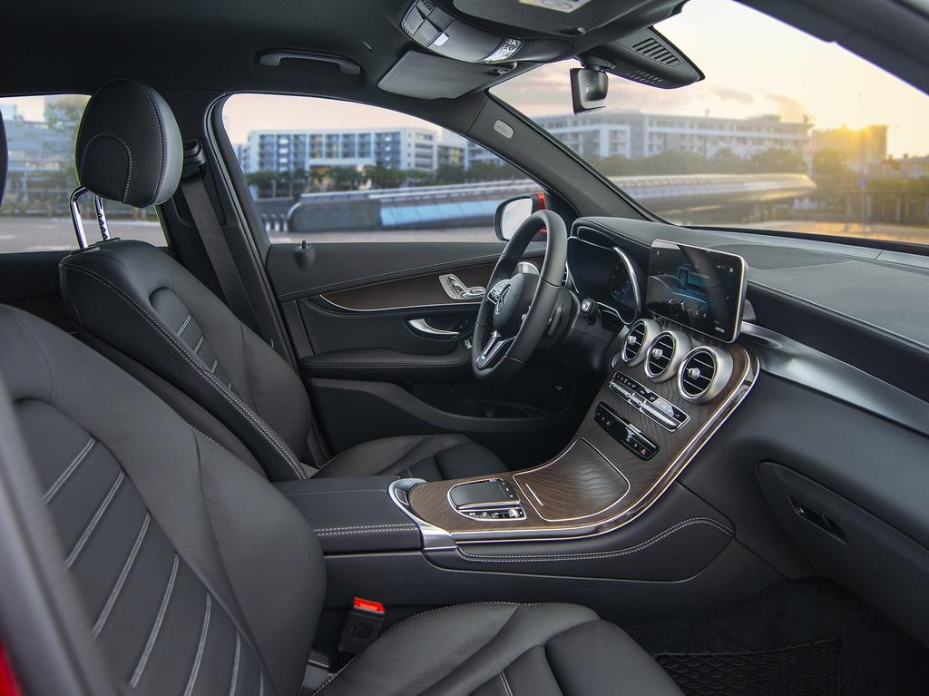 Mercedes-Benz GLC 2020 ra mat Viet Nam anh 7