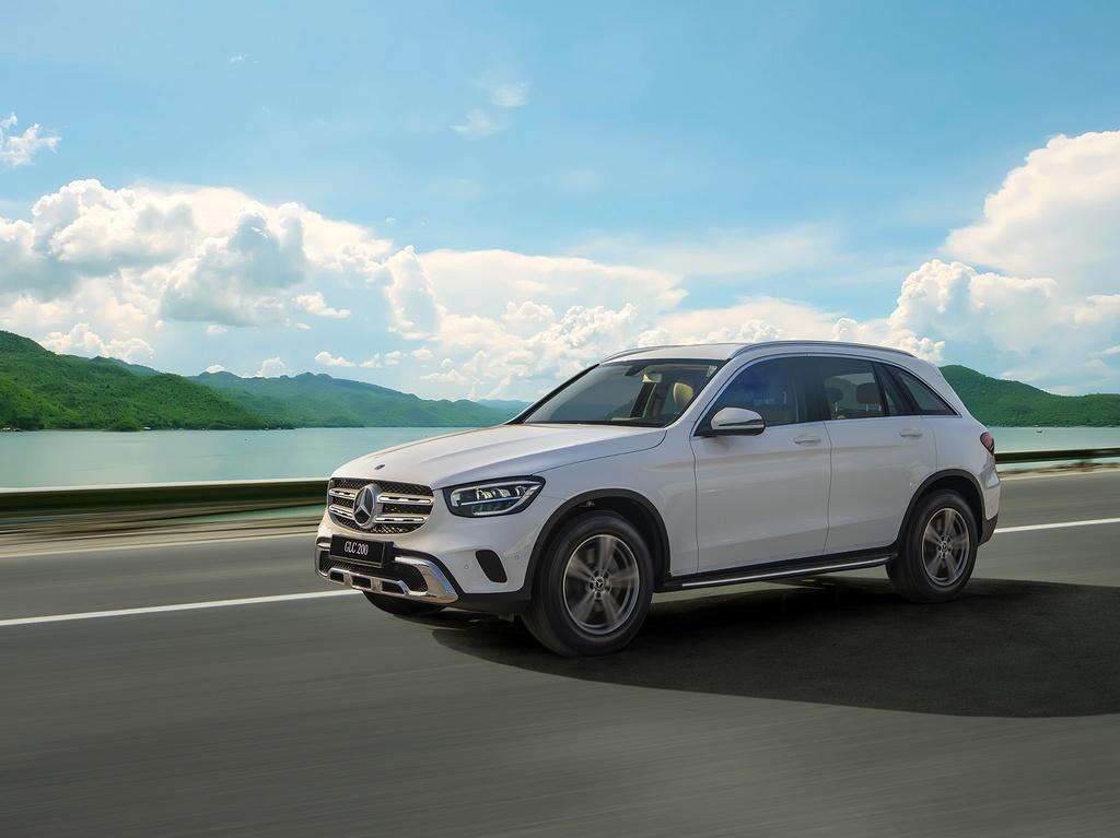 Mercedes-Benz GLC 2020 ra mat Viet Nam anh 2
