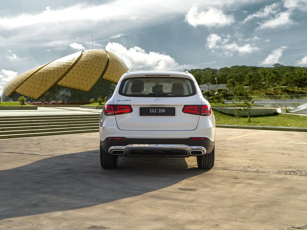 Mercedes-Benz GLC 2020 ra mat Viet Nam anh 6