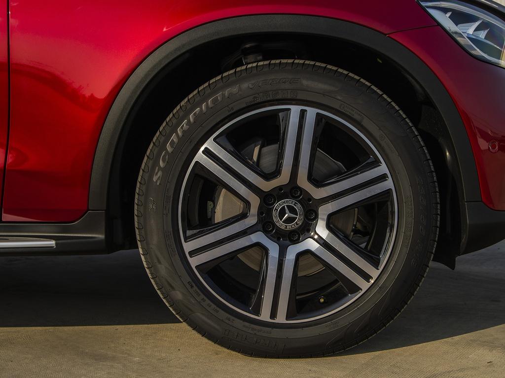 Mercedes-Benz GLC 2020 ra mat Viet Nam anh 5