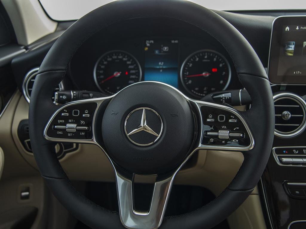 Mercedes-Benz GLC 2020 ra mat Viet Nam anh 8