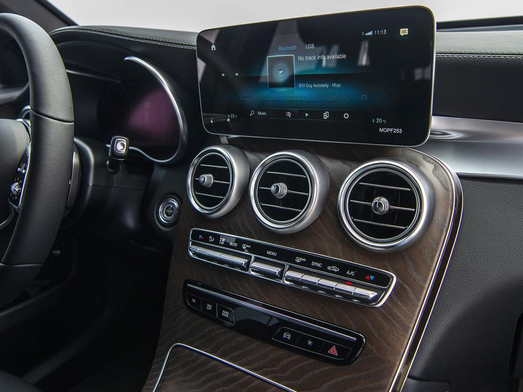 Mercedes-Benz GLC 2020 ra mat Viet Nam anh 9