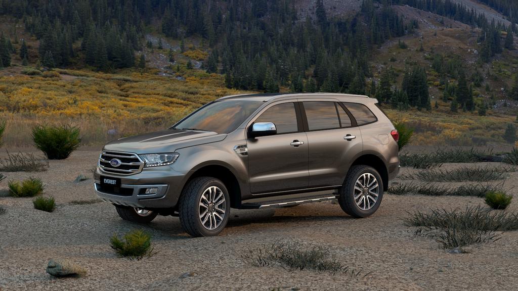 Ford ra mat Ranger va Everest 2020 anh 3